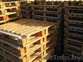 Продам поддоны деревянные бу (Пинск)