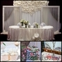 Оформление, декор, украшение свадеб