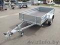 Прицеп Tiki Treiler C 250 LP