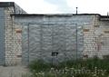 гараж кирпичный 6х4 ГСК 20 незавершенное строительство