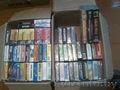Видеокассеты из домашней коллекции 65 штук