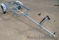 Прицеп лодочный - Tiki Treiler BT 450 L