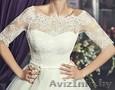 Шикарное свадебное платье для идеальной свадьбы - Изображение #4, Объявление #1490829