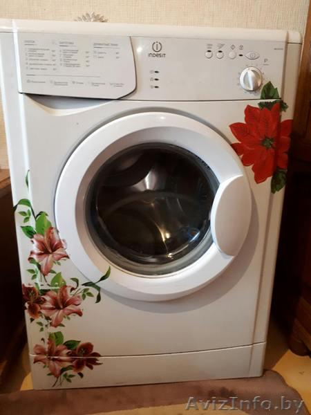 Ремонт вертикальной стиральной машины индезит своими руками